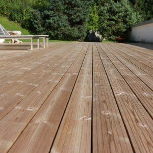 Terrassenboden Holz Kitzbühel